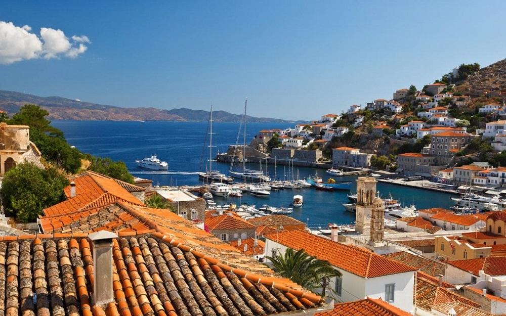 جزیره هیدرا در یونان