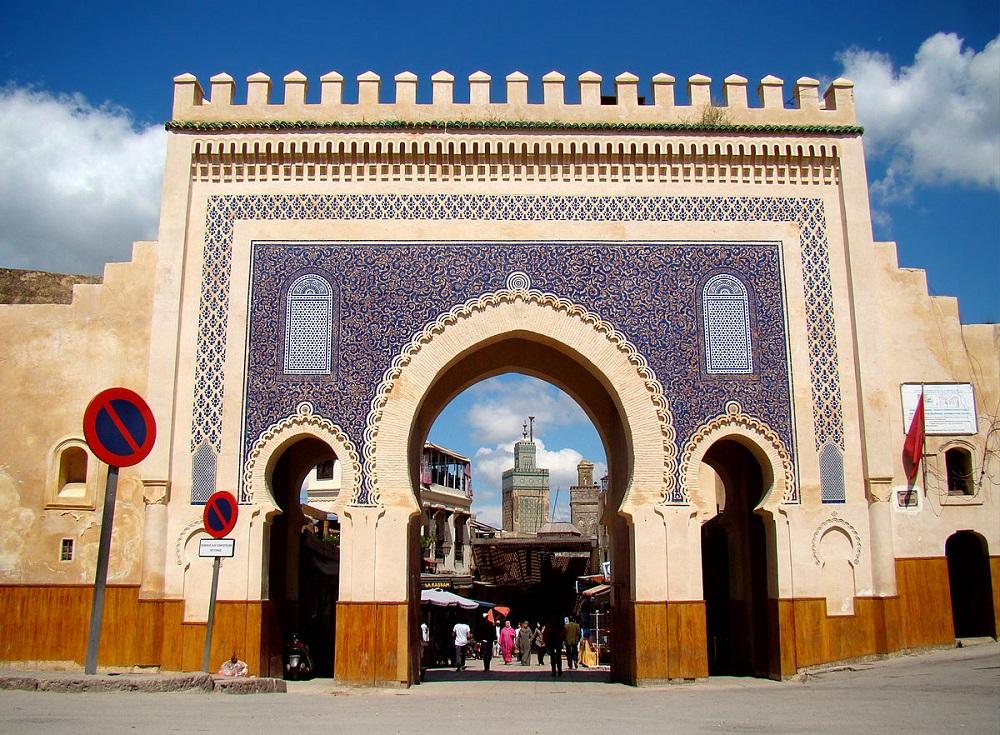 شهر فاس البالی در مراکش