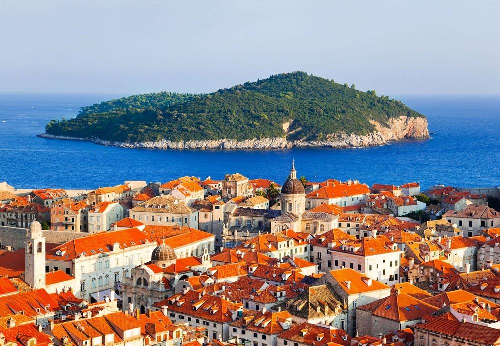 شهر دوبروونیک در کرواسی
