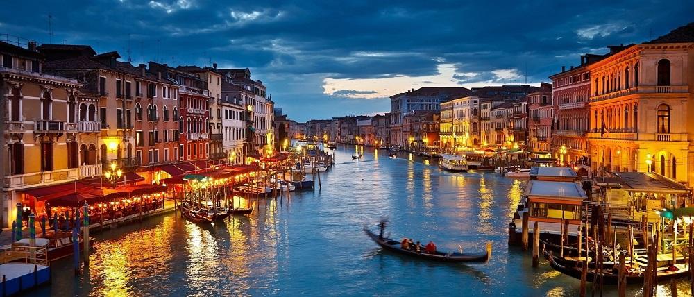ونیز در ایتالیا