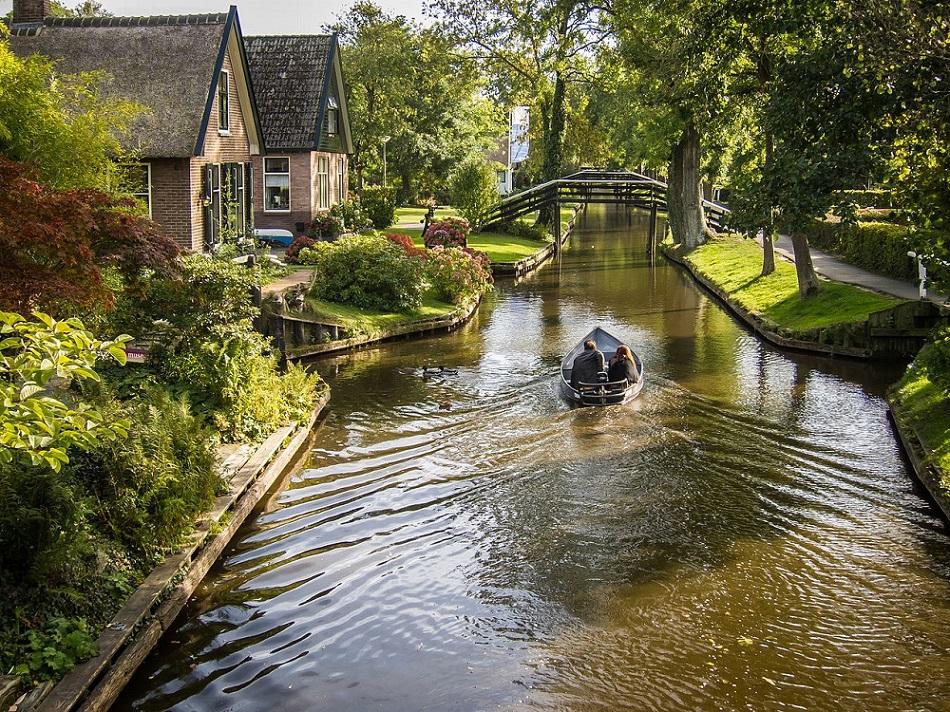 خیت هورن در هلند