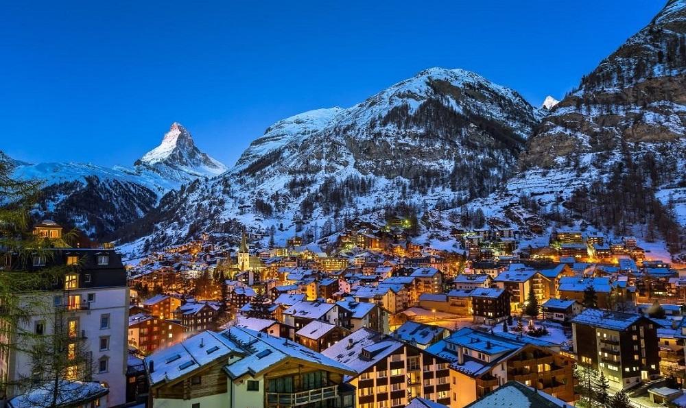 زرمات در سوئیس