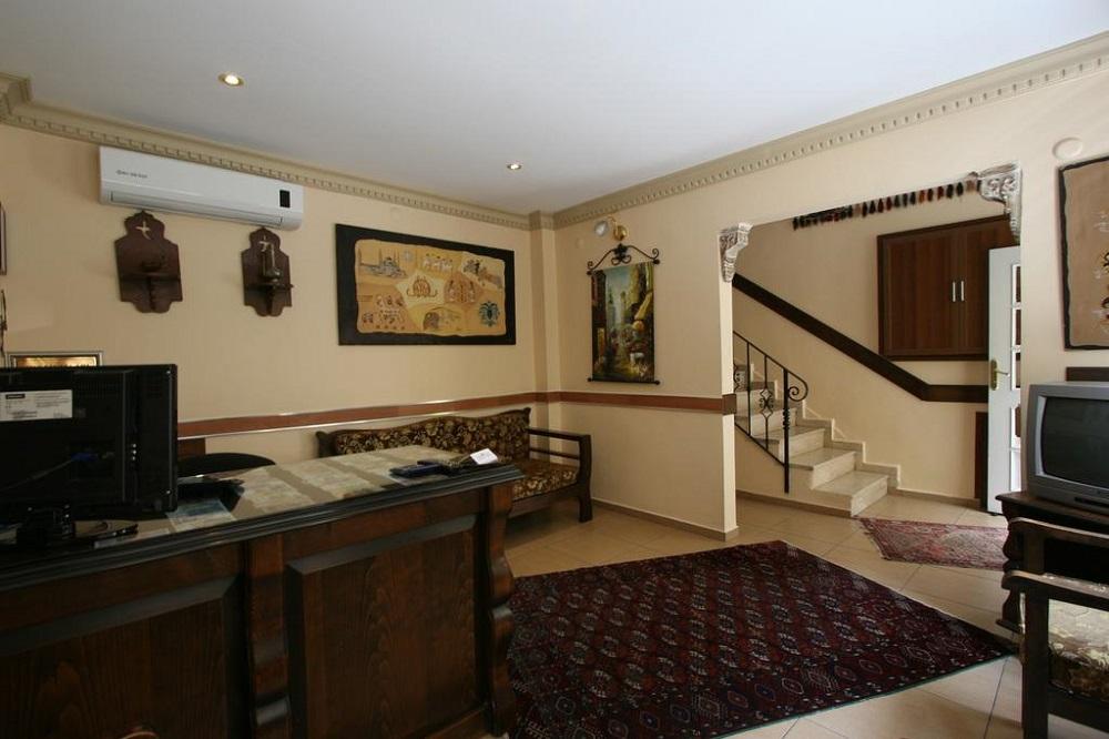هتل هاندان استانبول