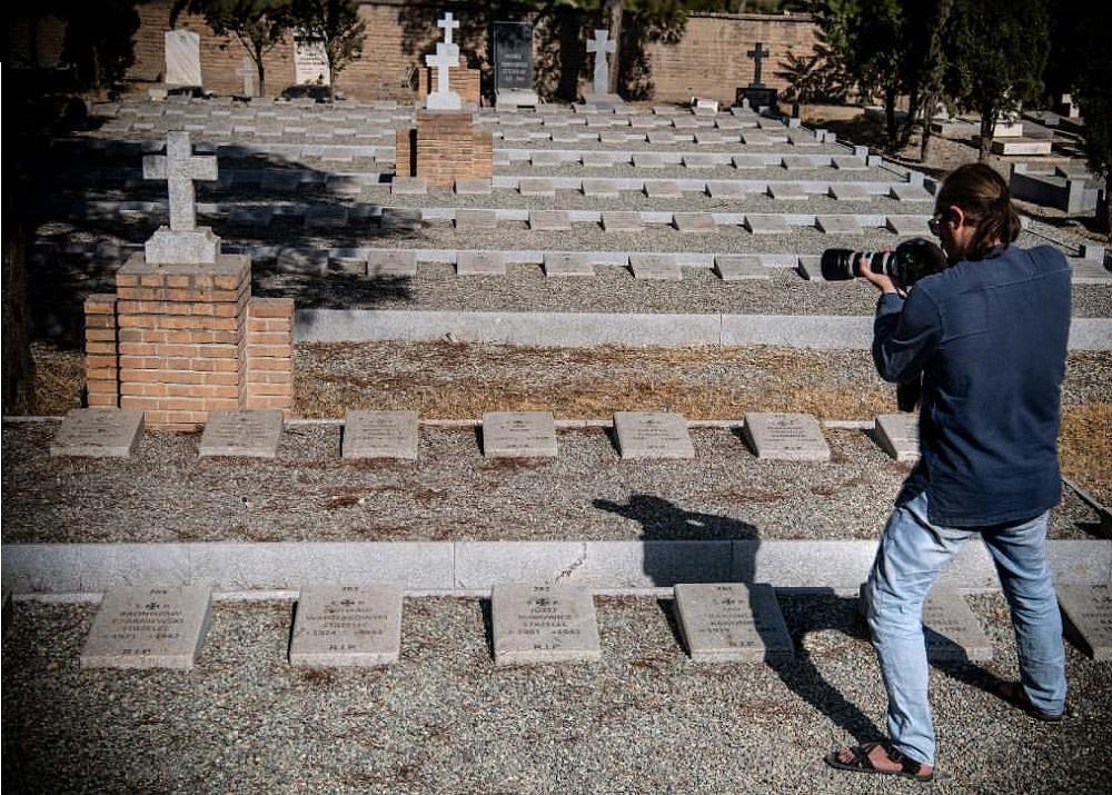 مدفونین در قبرستان ارامنه مشهد