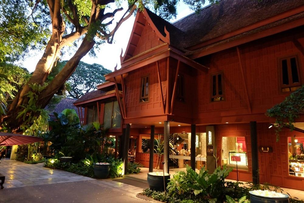 خانه جیم تامپسون بانکوک