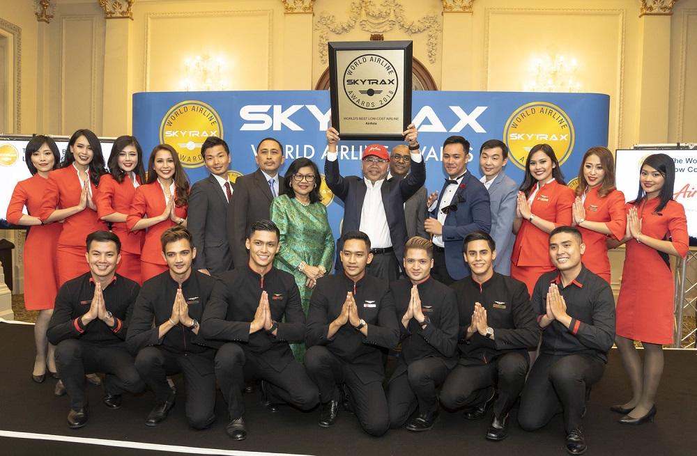 برندگان جوایز این دوره از معرفی بهترین فرودگاه ها و بهترین شرکتهای هواپیمایی 2018
