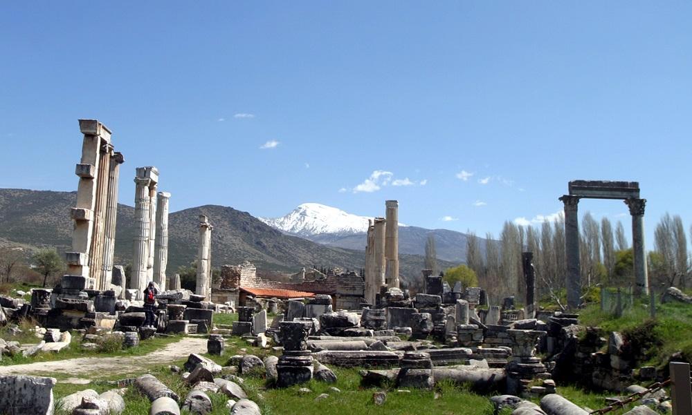 آفرودیسیاس شهر تاریخی عشق ترکیه