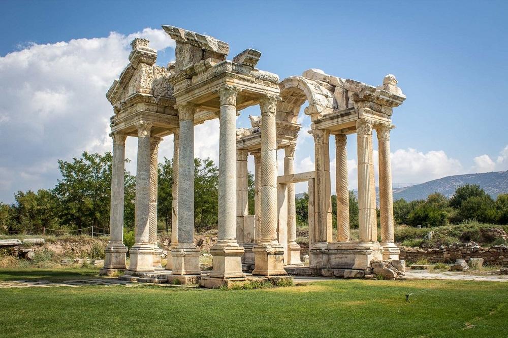 تاریخچه شهر آفرودیسیاس در ترکیه