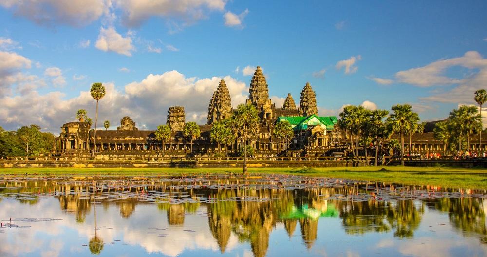 معبد انکر وات در کامبوج