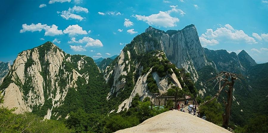 کوه هائو شان چین