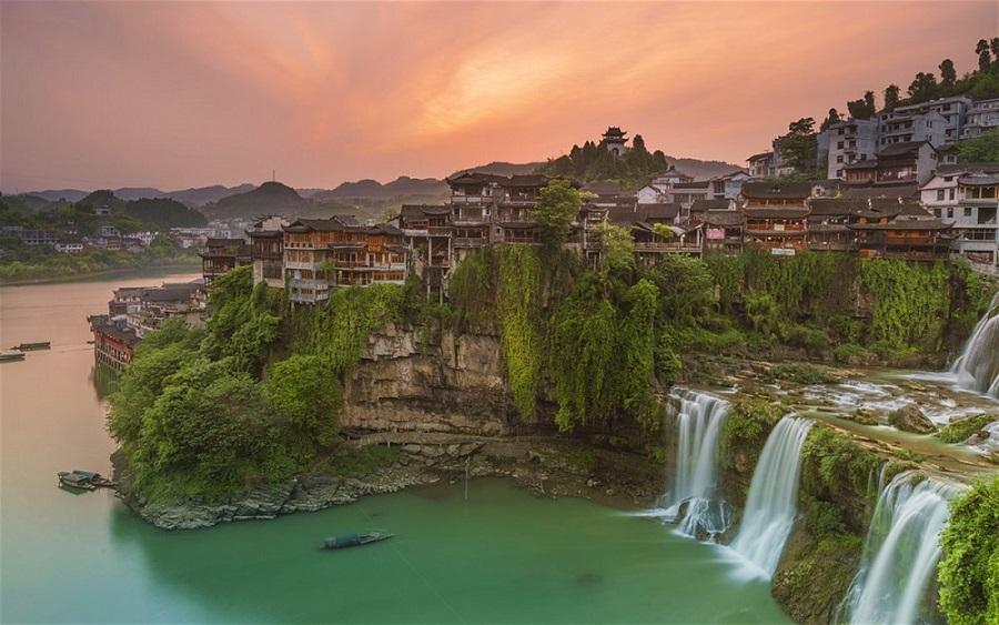 کوه هنگ شان هونان چین