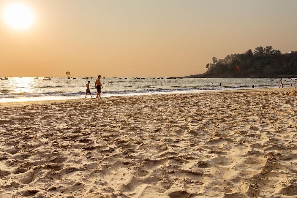 ساحل باگا هند