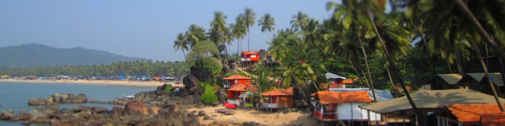 ساحل پالولم هند