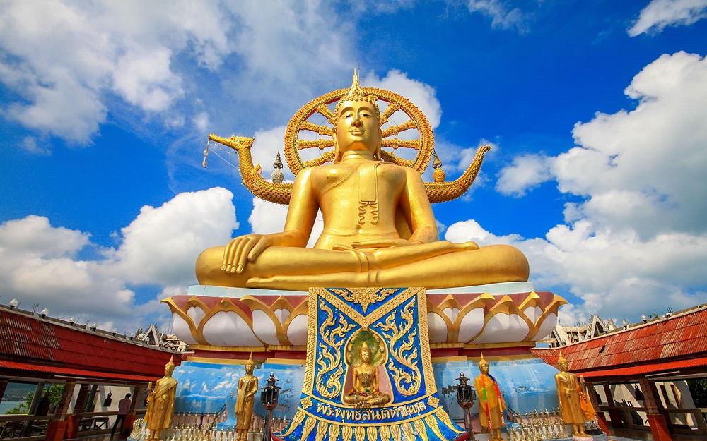 بودائیسم، بزرگترین دین مردم تایلند می باشد