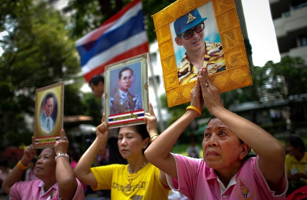 تایلند دارای حکومت پادشاهی است