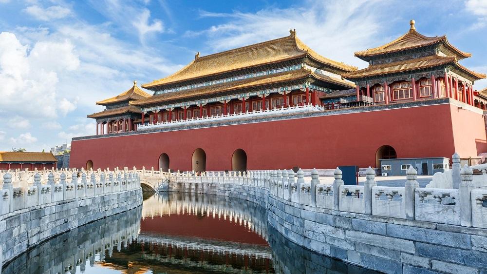 معماری چینی