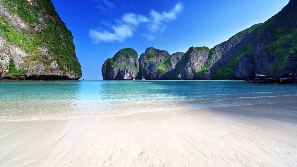 تایلند از چندین جزیره تشکیل شده است