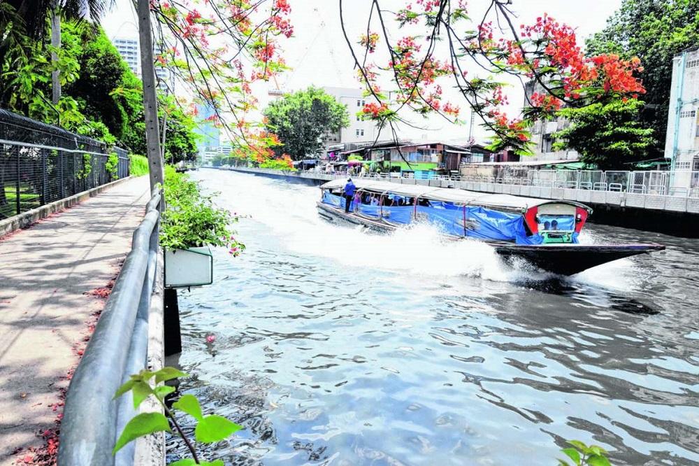 بانکوک به عنوان ونیز شرق شناخته شده است