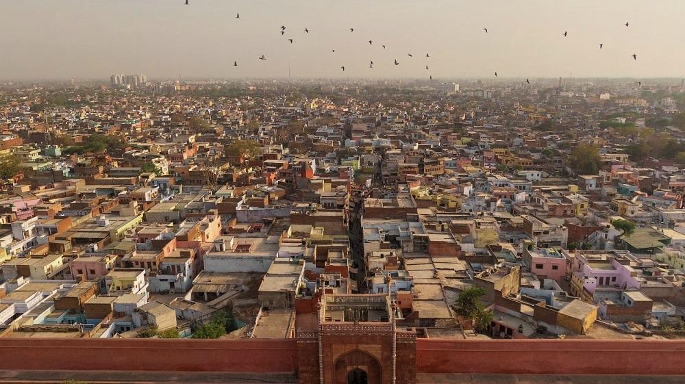 شهر آگرا هند