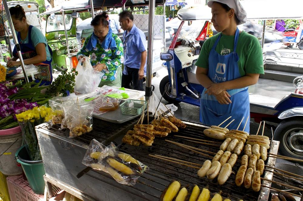 بازار هندی ها در بانکوک