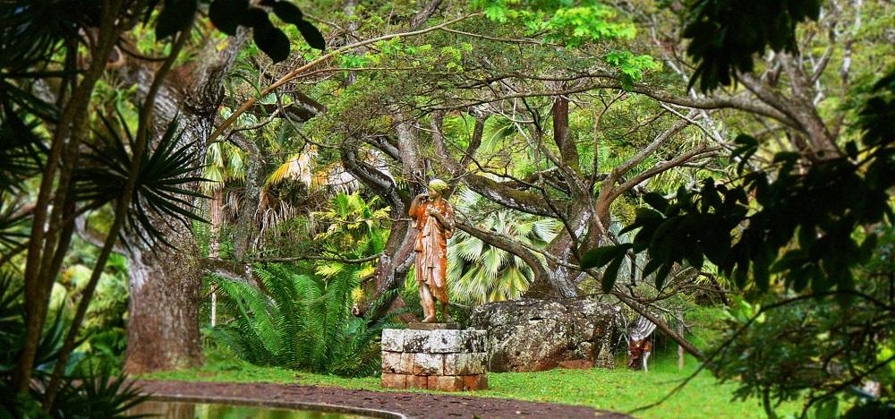 در باغ گیاه شناسی ملی گرجستان به طبیعت سلام کنید