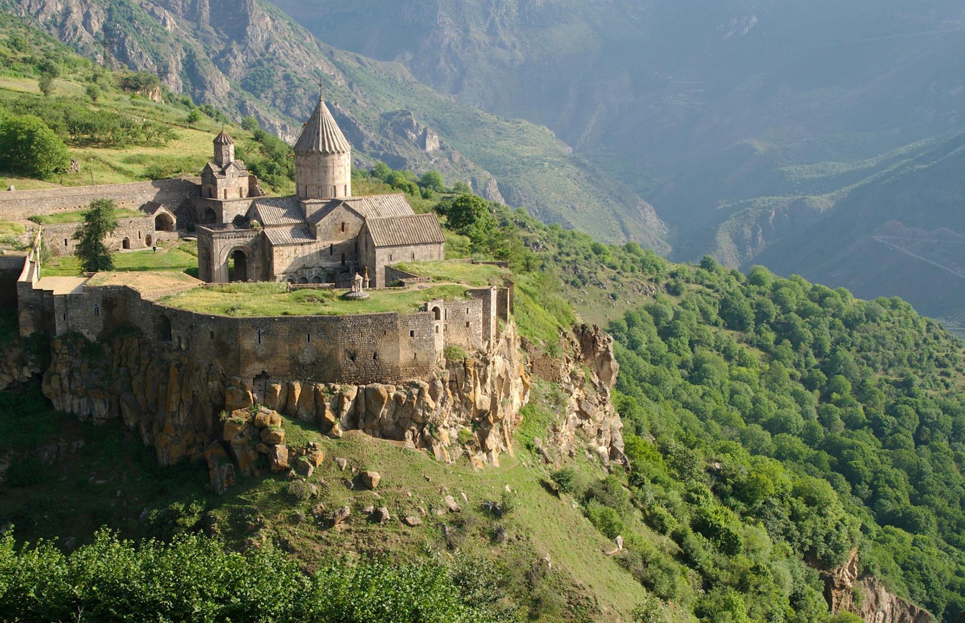 گرجستان یکی از کشورهای اکولوژیک متنوع در جهان است