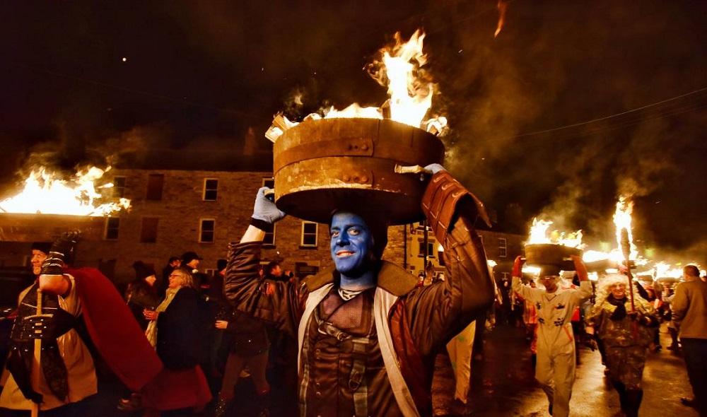 جشنواره آلندال تار بارل در نورث امبرلند