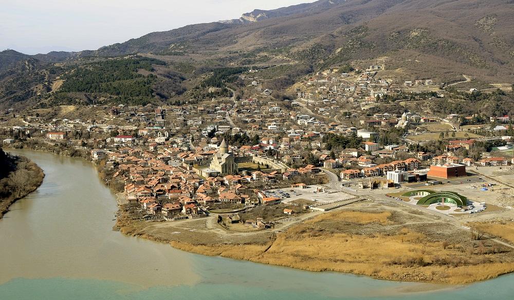 بسیاری از میراث جهانی یونسکو در متسختا گرجستان وجود دارد