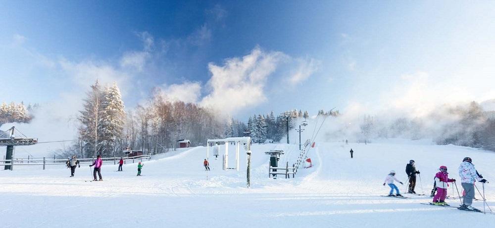 پیست اسکی ترکیه در زمستان تمام توریست ها را به سمت خود می کشد
