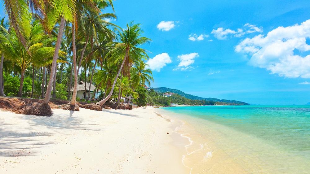 کو ساموئی تایلند