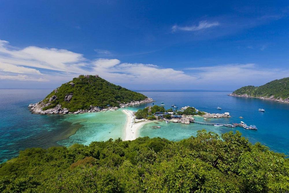 کوه تائو تایلند