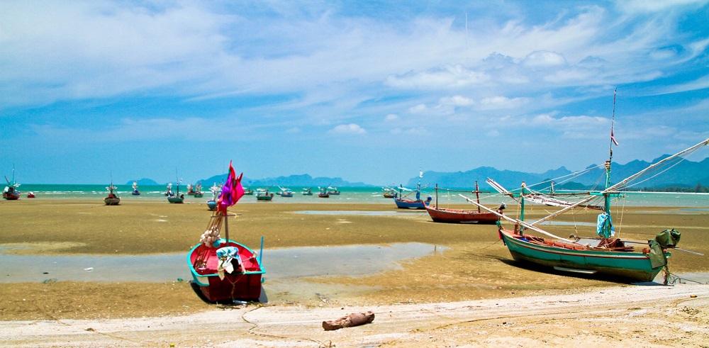 تفرجگاه ساحلی هوا هین، جدیدترین جاذبه گردشگری تایلند