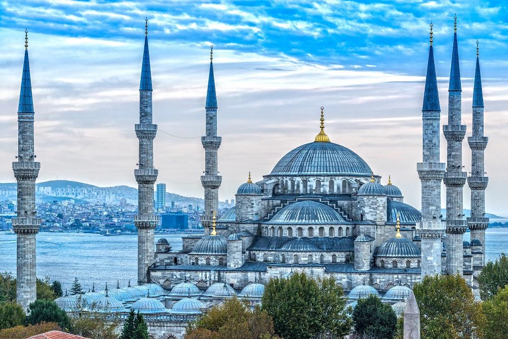 مسجد سلطان احمد (مسجد آبی) استانبول