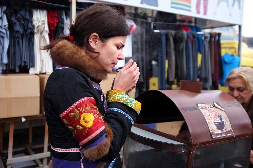 بازار واگزال تفلیس گرجستان
