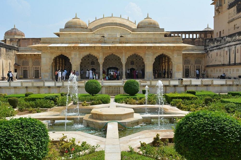 معماری قلعه عامر هند