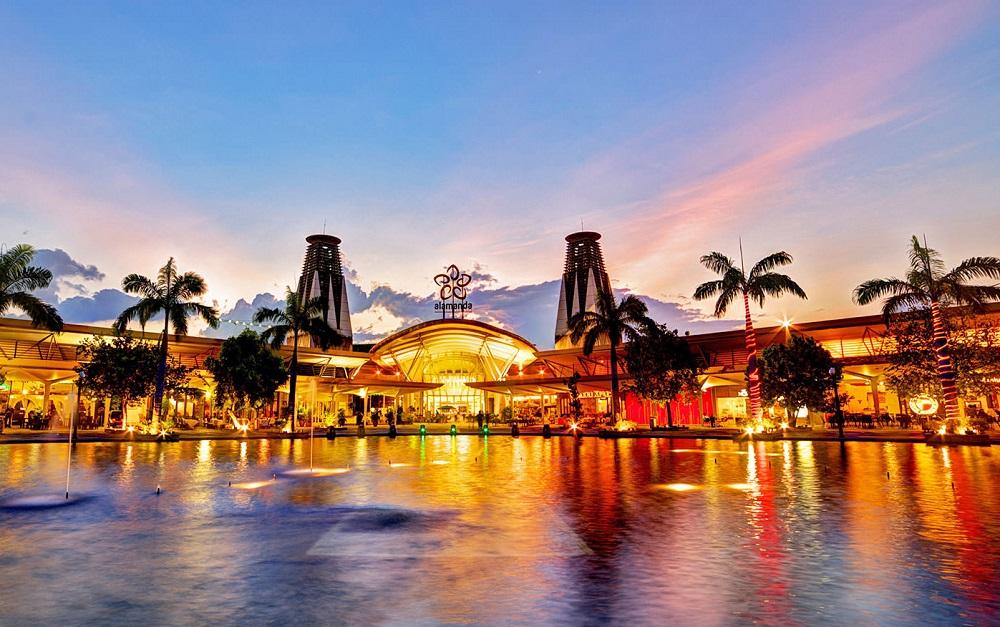 مرکز خرید آلاماندا پوتراجایا مالزی