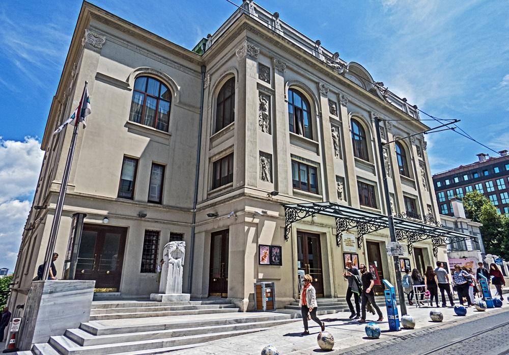 جاذبه های دیدنی این خیابان استانبول