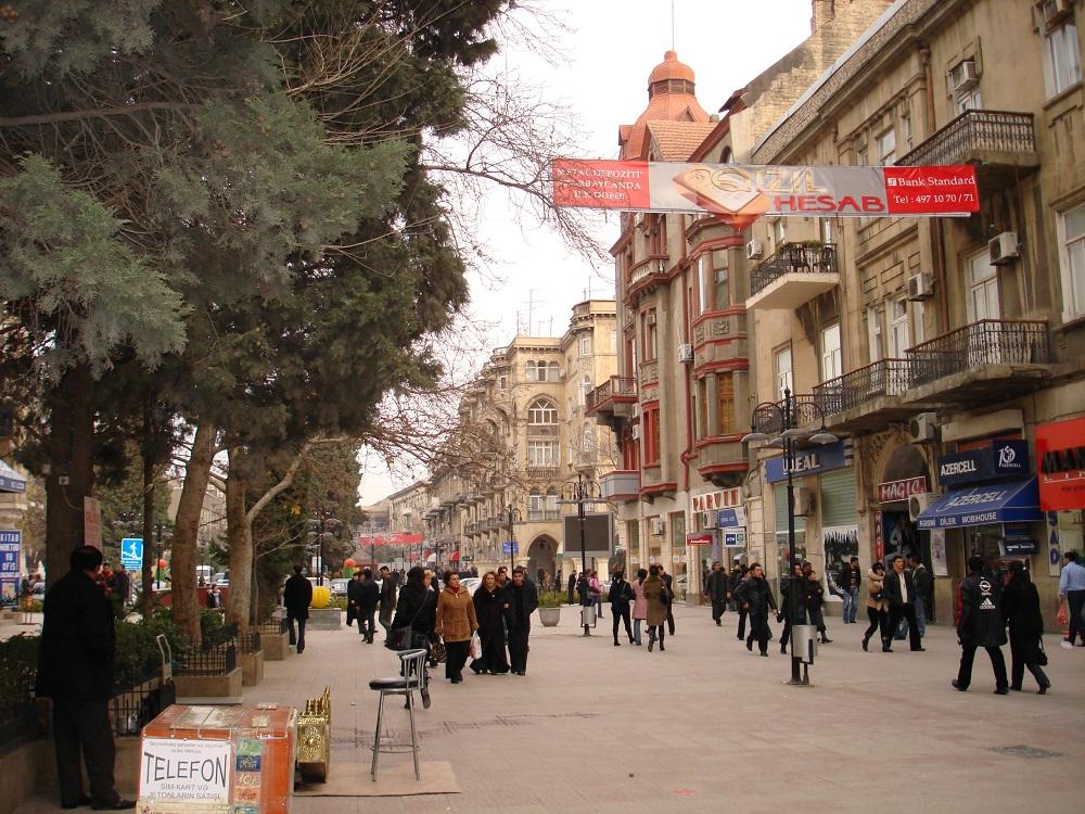 شرایط زندگی در باکو