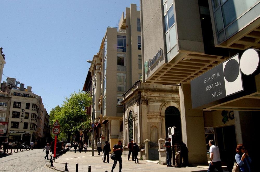 خیابان نورو عثمانیه استانبول