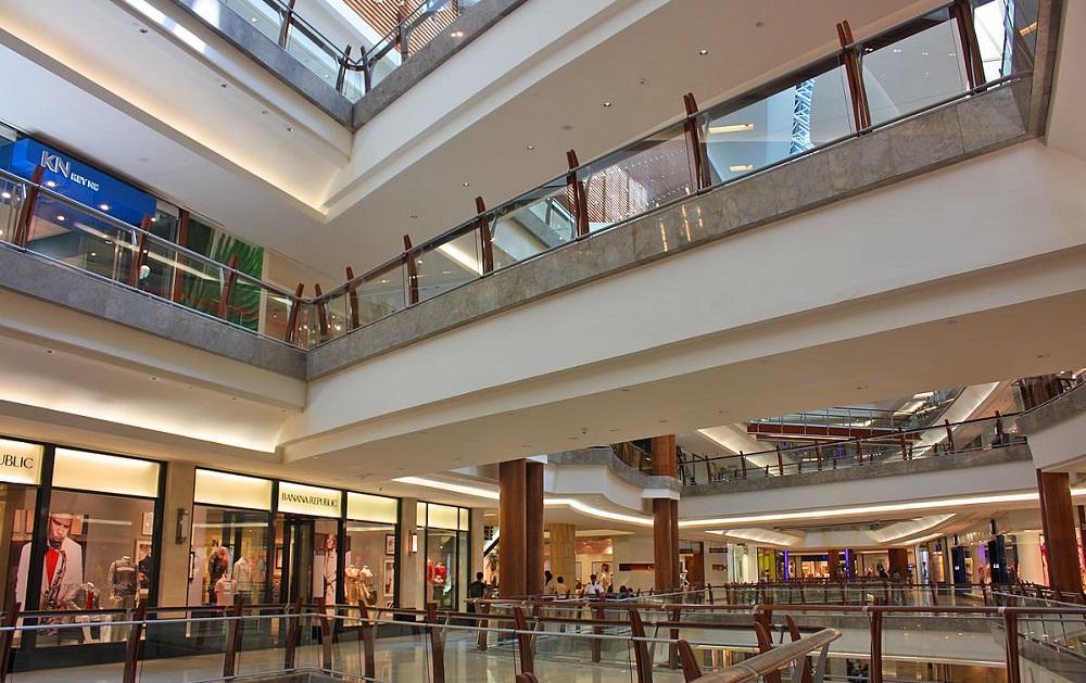 فروشگاه ها و مغازه های مرکز خرید گاردن کوالالامپور مالزی