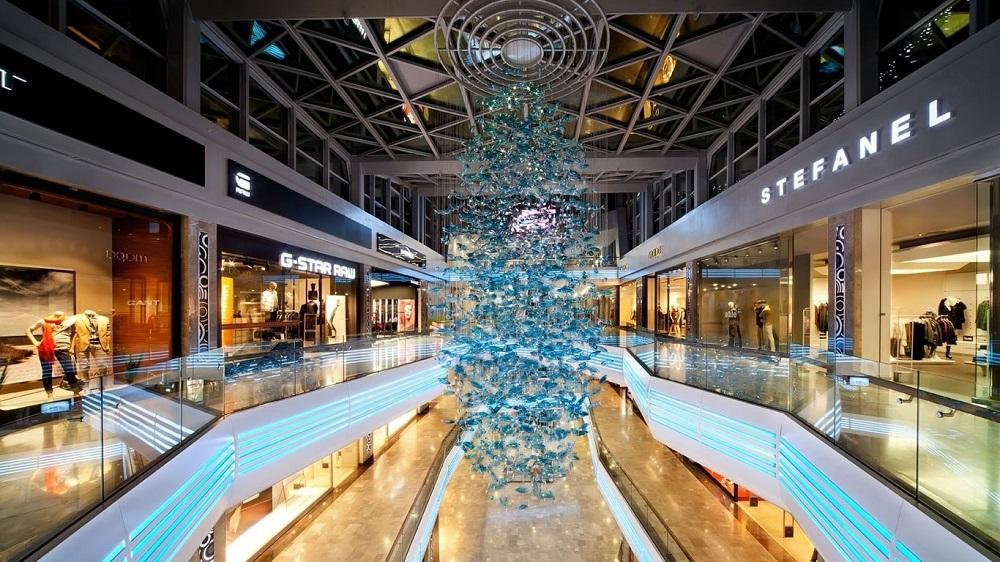 فروشگاه ها و مغازه های مرکز خرید آکوا فلوریا استانبول
