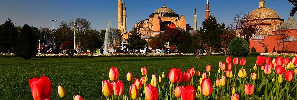 جشنواره گل های لاله در استانبول