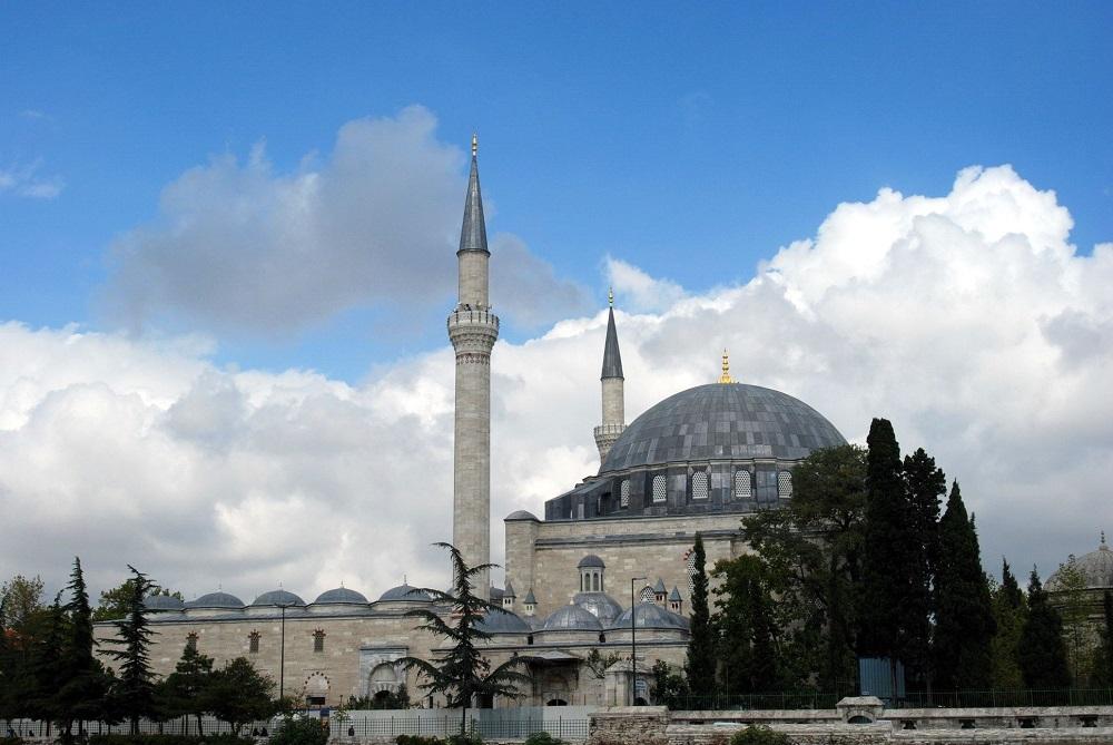 مسجد یاووز سلطان سلیم استانبول