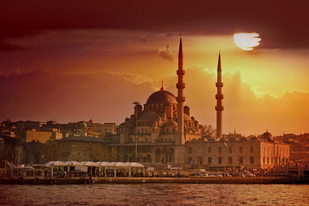 مساجد باشکوه استانبول