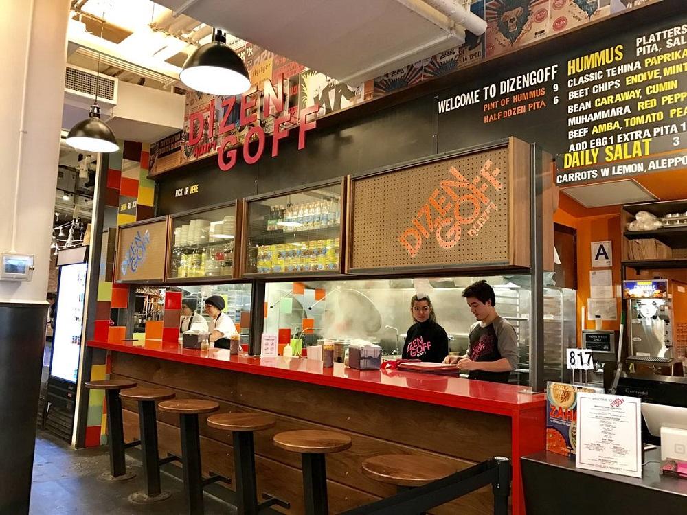خدمه مهربان رستوران ها و کافه ها در استانبول