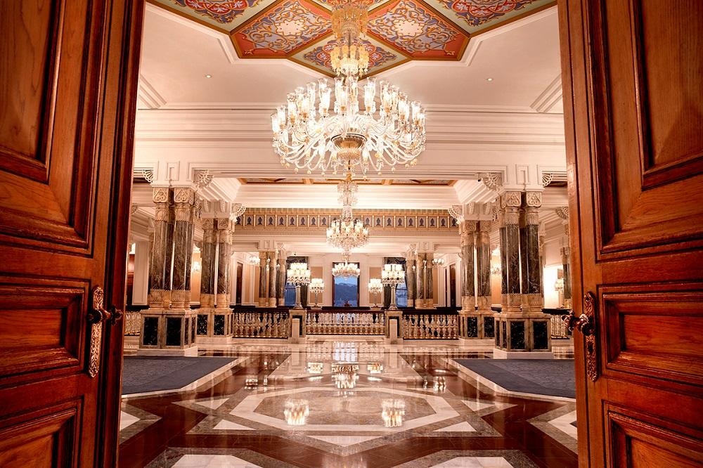 طراحی و معماری کاخ چراغان استانبول
