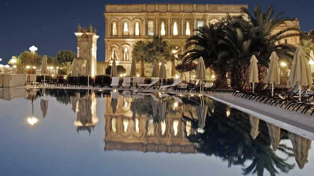 تاریخچه کاخ چراغان استانبول
