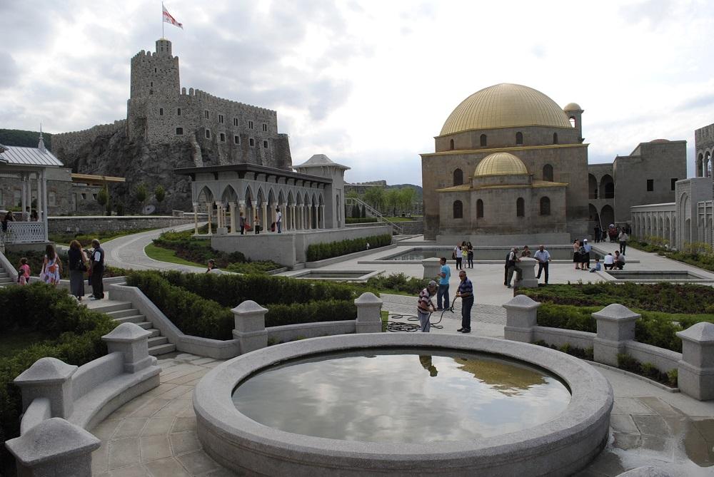 تاریخچه شهر آخالتسیخه قلعه رباتی گرجستان