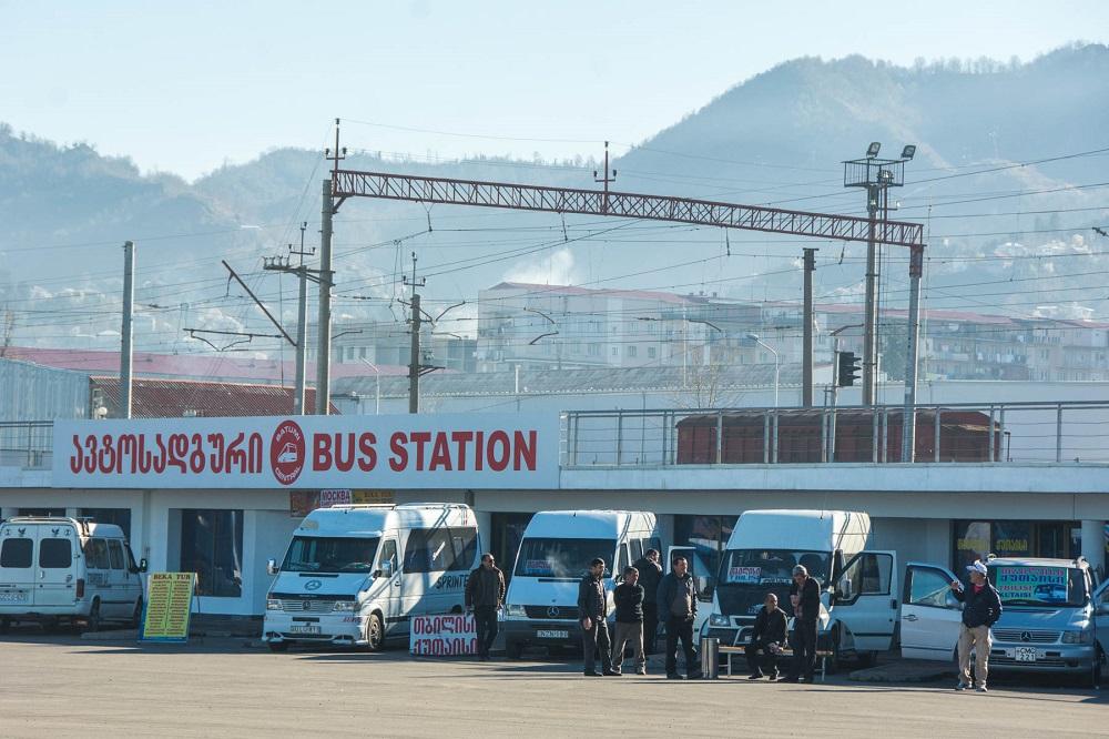 هزینه های حمل و نقل در تفلیس و باتومی