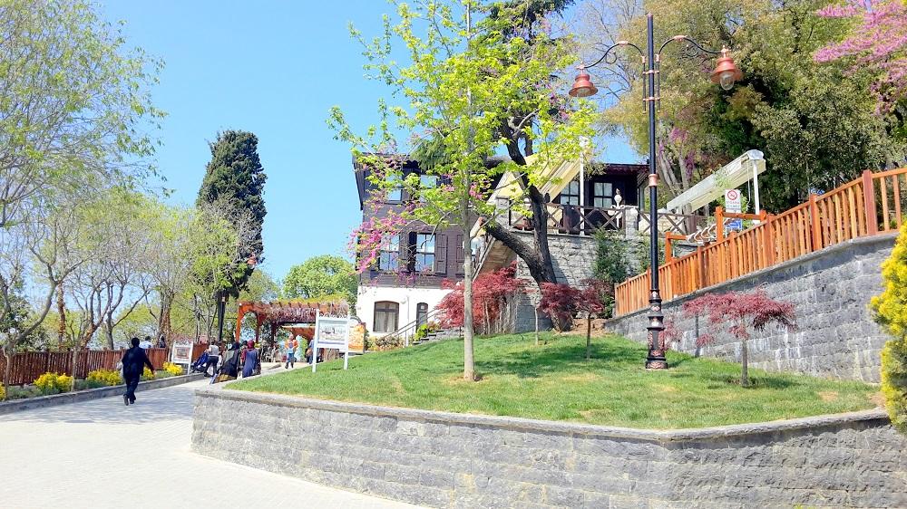 جاذبه های تفریحی پارک فتحی پاشا استانبول